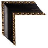 brown gold picture frame